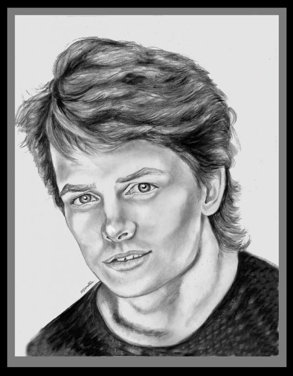 Michael J Fox by Christine
